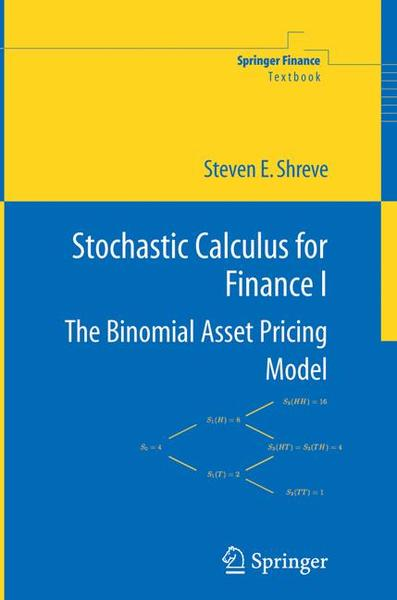 Stochastic Calculus for Finance I | Dodax.pl