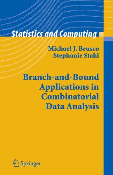 Branch-and-Bound Applications in Combinatorial Data Analysis   Dodax.ch