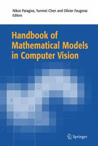 Handbook of Mathematical Models in Computer Vision | Dodax.de