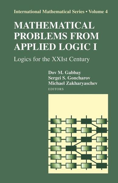 Mathematical Problems from Applied Logic I. Vol.1 | Dodax.ch