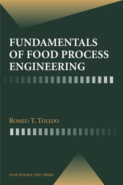 Fundamentals of Food Process Engineering | Dodax.ch