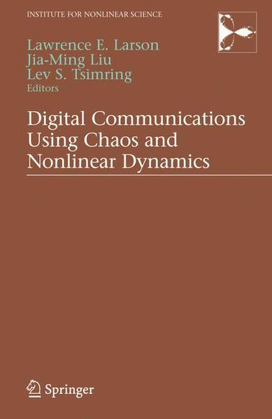 Digital Communications Using Chaos and Nonlinear Dynamics | Dodax.ch