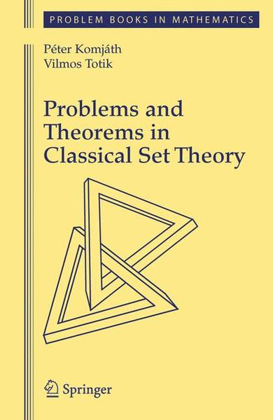 Problems and Theorems in Classical Set Theory | Dodax.ch