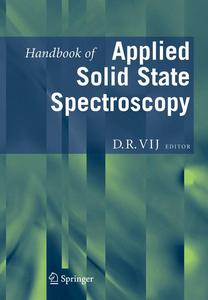 Handbook of Applied Solid State Spectroscopy | Dodax.ch