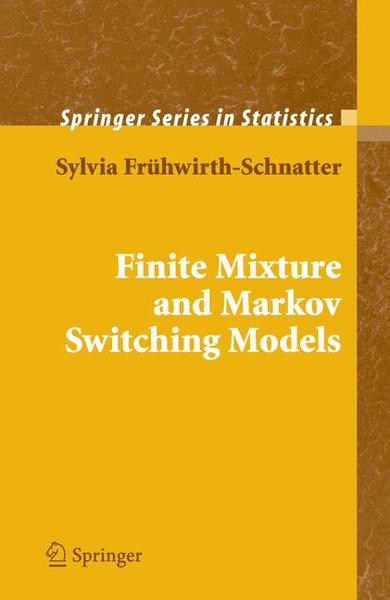 Finite Mixture and Markov Switching Models | Dodax.pl