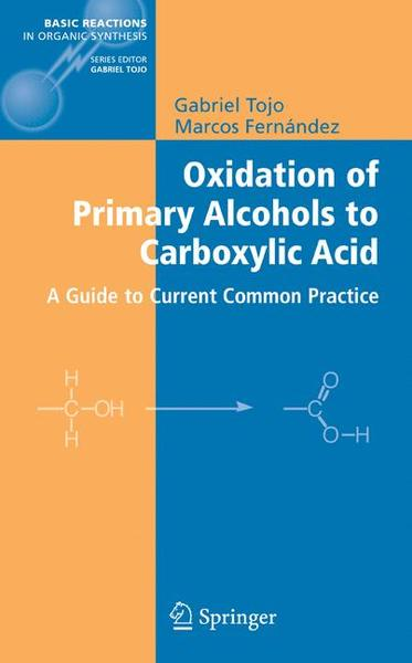 Oxidation of Primary Alcohols to Carboxylic Acids | Dodax.ch