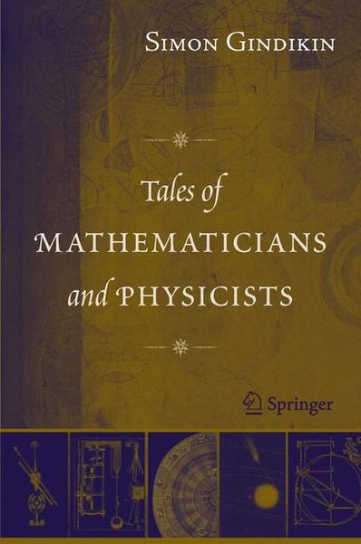 Tales of Mathematicians and Physicists | Dodax.ch