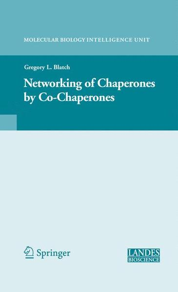 The Networking of Chaperones by Co-chaperones | Dodax.ch