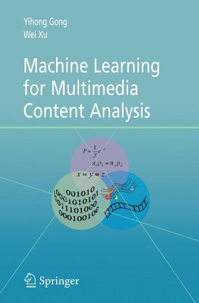 Machine Learning for Multimedia Content Analysis | Dodax.ch