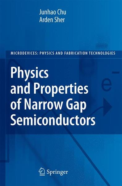 Physics and Properties of Narrow Gap Semiconductors | Dodax.ch