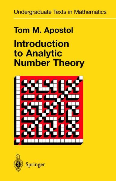Introduction to Analytic Number Theory | Dodax.at