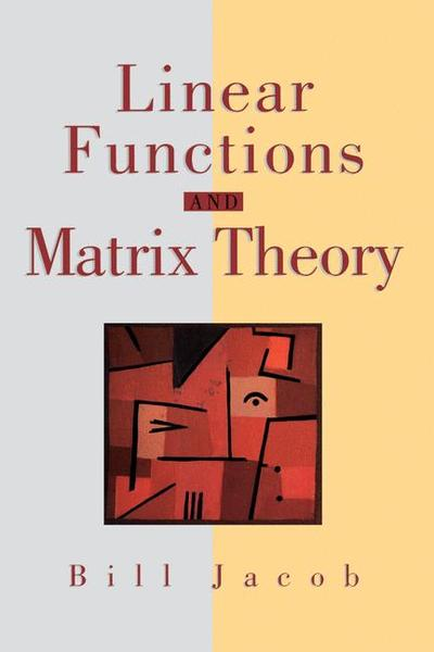 Linear Functions and Matrix Theory | Dodax.ch