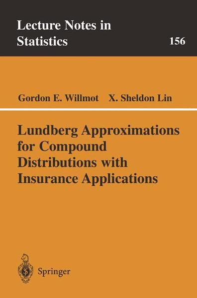 Lundberg Approximations for Compound Distributions with Insurance Applications | Dodax.ch