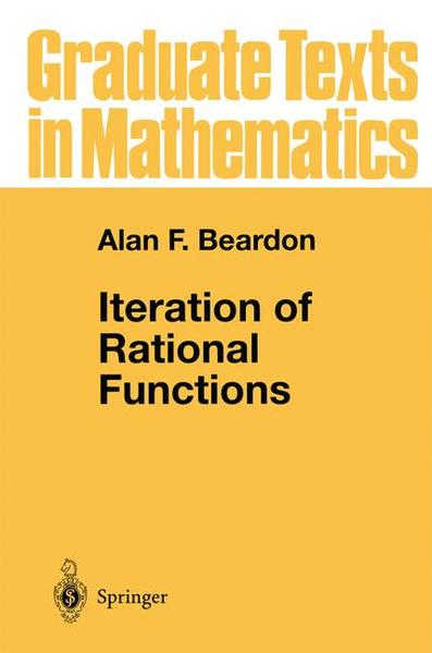 Iteration of Rational Functions | Dodax.ch