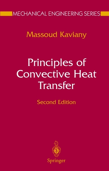 Principles of Convective Heat Transfer | Dodax.ch