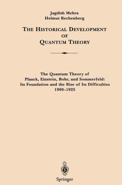 The Historical Development of Quantum Theory | Dodax.pl