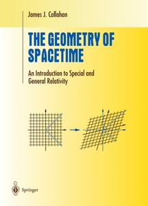 The Geometry of Spacetime | Dodax.de