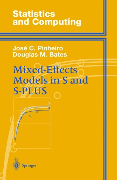 Mixed-Effects Models in S and S-PLUS | Dodax.ch