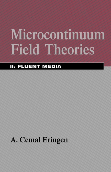 Microcontinuum Field Theories | Dodax.co.uk