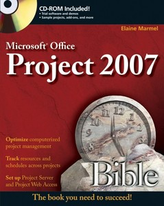 Microsoft Office Project 2007 Bible, w. CD-ROM | Dodax.ch