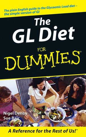 The GL Diet For Dummies | Dodax.at