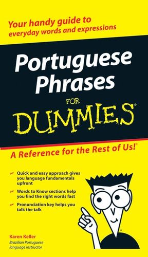 Portuguese Phrases For Dummies   Dodax.pl