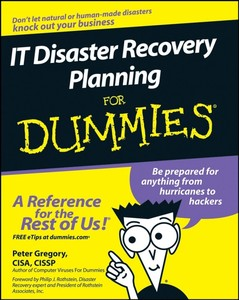 IT Disaster Recovery Planning For Dummies | Dodax.pl