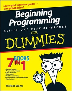 Beginning Programming All-in-One Desk Reference For Dummies®, w. CD-ROM | Dodax.ch
