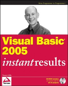 Visual Basic 2005 Instant Results | Dodax.pl