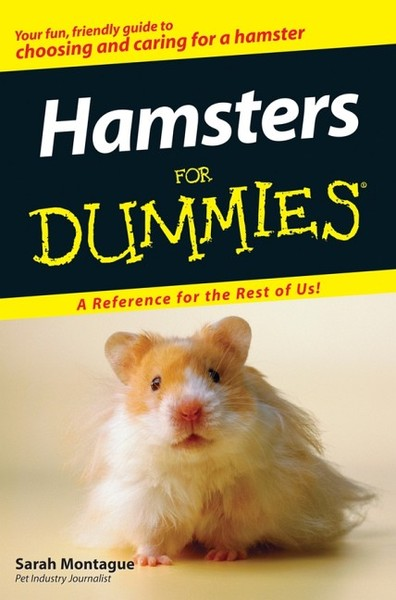 Hamsters For Dummies | Dodax.pl