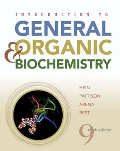 Introduction to General, Organic, and Biochemistry | Dodax.pl
