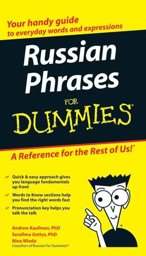 Russian Phrases For Dummies | Dodax.pl