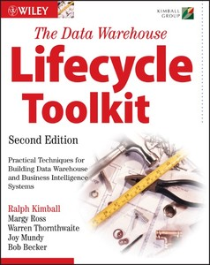 The Data Warehouse Lifecycle Toolkit | Dodax.de