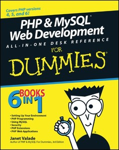 PHP & MySQL Web Development All-in-One Desk Reference For Dummies | Dodax.de