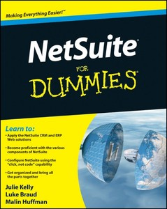 Wiley NetSuite For Dummies   Dodax.pl