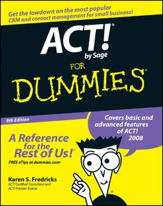 ACT! by Sage For Dummies | Dodax.ch