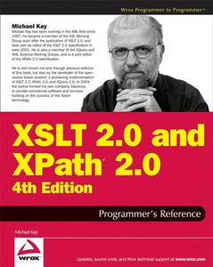 Wiley XSLT 2.0 and XPath 2.0 Programmer's Reference, 4th Edition | Dodax.pl