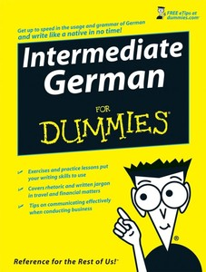 Intermediate German For Dummies | Dodax.de