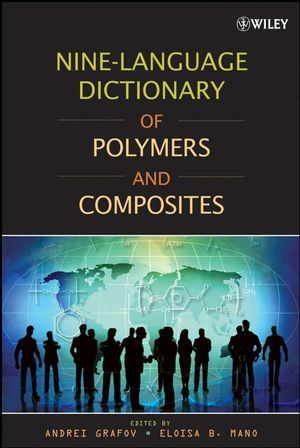 Nine-Language Dictionary of Polymers and Composites | Dodax.pl