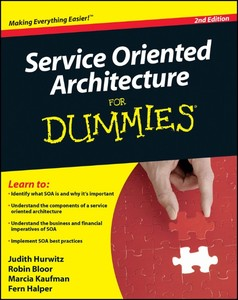 For Dummies Service Oriented Architecture (SOA), 2nd Edition | Dodax.pl