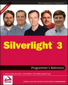 Wiley Silverlight 3 Programmer's Reference | Dodax.pl
