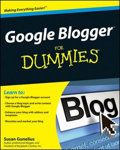 Wiley Google Blogger For Dummies | Dodax.pl