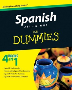 Spanish All-in-One For Dummies | Dodax.de