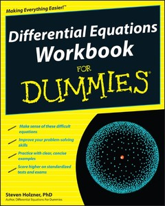 Differential Equations Workbook For Dummies   Dodax.pl