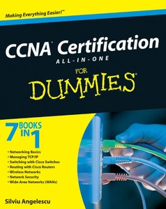 CCNA Certification All-In-One For Dummies | Dodax.ch
