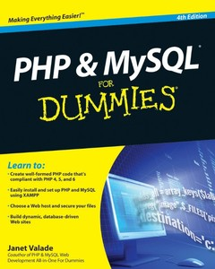 PHP and MySQL For Dummies | Dodax.at