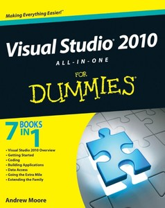 Visual Studio 2010 All-in-One For Dummies | Dodax.de