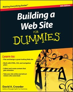 Building a Web Site For Dummies   Dodax.at