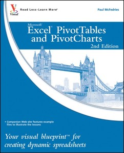 Excel® PivotTables and PivotCharts | Dodax.ch