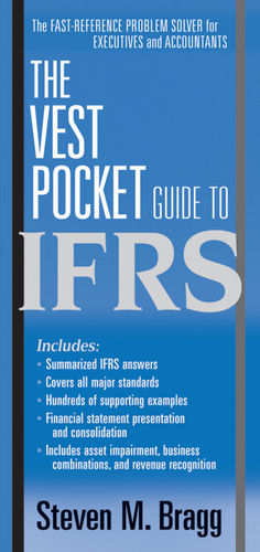 The Vest Pocket Guide to IFRS | Dodax.pl